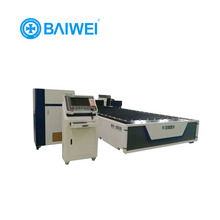 Stainless steel plate fiber cnc laser cutting machine for kitchen ware laser cutting