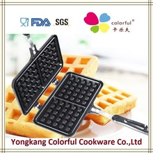 Commercial Plate Interchangeable Plate Fish Shaped Waffle Maker Cone Making Machine