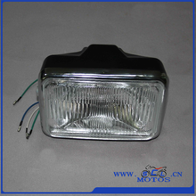 SCL-2012090070 Wholesale CG125 Headlight For Motorcycle Head Light JAGUAR150 Motorcycle Head Light
