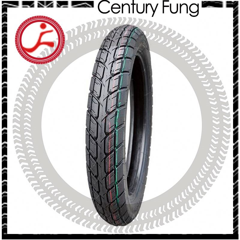 Rubber Motorcycle Tyre Made In China 3.50-12 3.50-10
