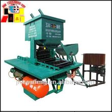 Hand operated paver brick making machine DMYF500