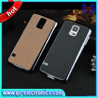 2014 hot new products,for samsung galaxy S5 i9600 carbon fiber case,Luxury carbon fiber phone accessories