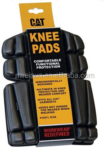 Light weight EVA foam knee pad