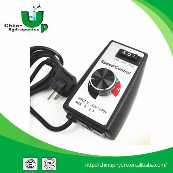 Variable speed fan controller motor speed controller for Variable speed electric motor control