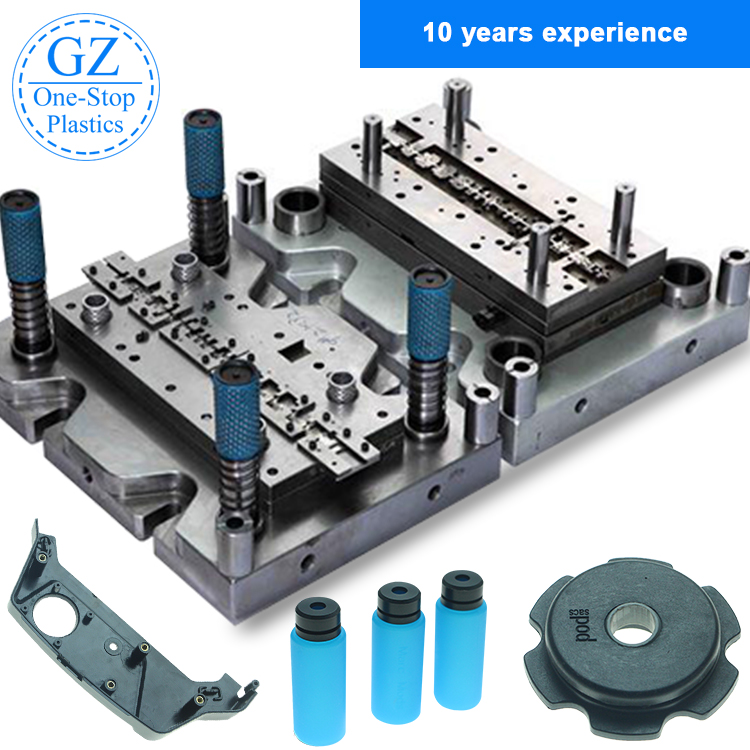factory custom injection mold and custom plastic injection molding