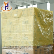 Best selling square bottom VCI plastic bag pe packing furniture machine dust cover