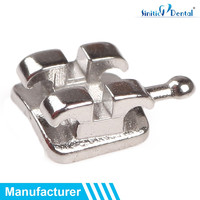 low price dental orthodontic metal brackets with CE,FDA,ISO