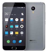 In stock 5.5 inch MEIZU MEILAN ML M2 Note2 with MTK6753 Octa Core RAM 2 GB+ROM 16GB