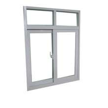 Low Price Aluminum Frame Glass Sliding Window and Door Series
