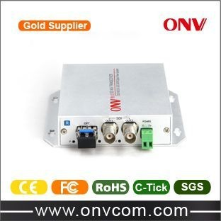 China Supplier HD Digital Video Audio Mini HD-SDI Fiber Optical Transmitter and Receiver