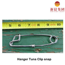 Longline Branch Hanger Tuna Clip A type snap