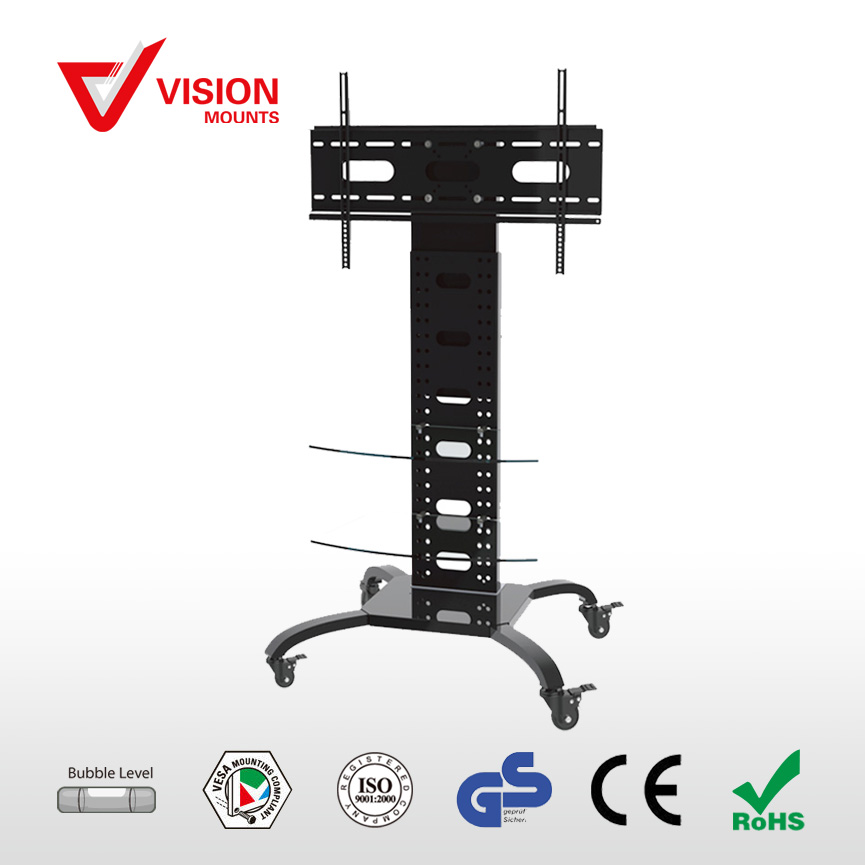 VM-ST09 F-06 Plasma LCD Outdoor TV Stand