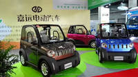 2 Person /Seats New Mini Small Chinese Electrical Cars (EEC)