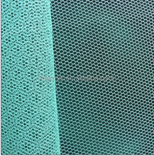 soft gauze 50D hexagonal fabric mesh