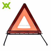china suppliers car accessory vehicle tools warning sign reflector warning triangle for road safety
