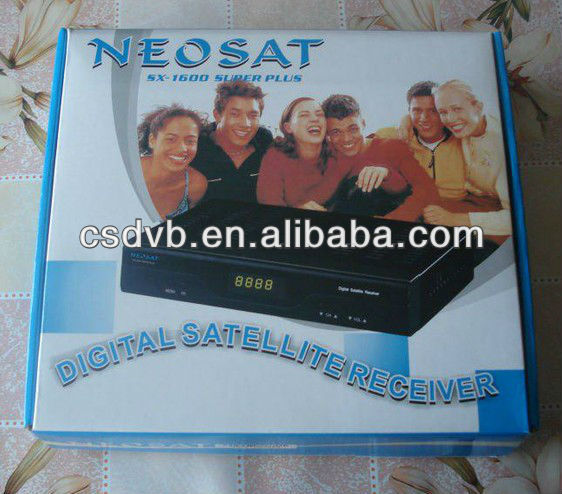 NEOSAT 1600 super FTA Satellite Receiver