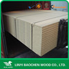 1830*2440mm Plain/Raw Particle Board .good quality and chip price raw particle board/chipboard