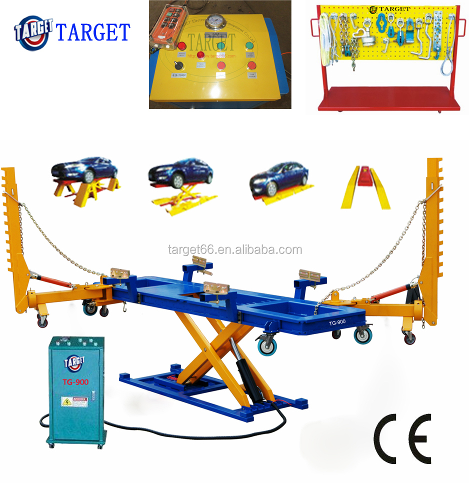 china car repair mini bench,car frame bench TG-900
