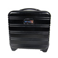 Customized Abs Pc Carry-on Laptop Luggage With Internal Laptop Bag