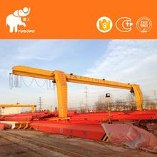 Lowest Price Girder Gantry 2 Ton Traveling Engine Crane With Ce