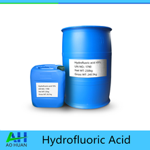 Hydrofluoric Acid, HF, CAS NO.: 7664-39-3