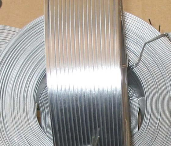 Alambre plano de acero inoxidable sus304 sus316 sus316l - Alambre de acero inoxidable ...