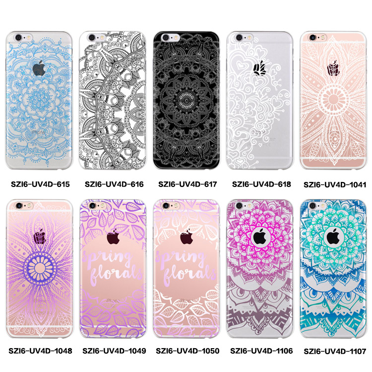 Custom print cell phone shell transparent soft tpu silicone case for iphone 6s 6 phone case for samsung galaxy s7 for iphone 7