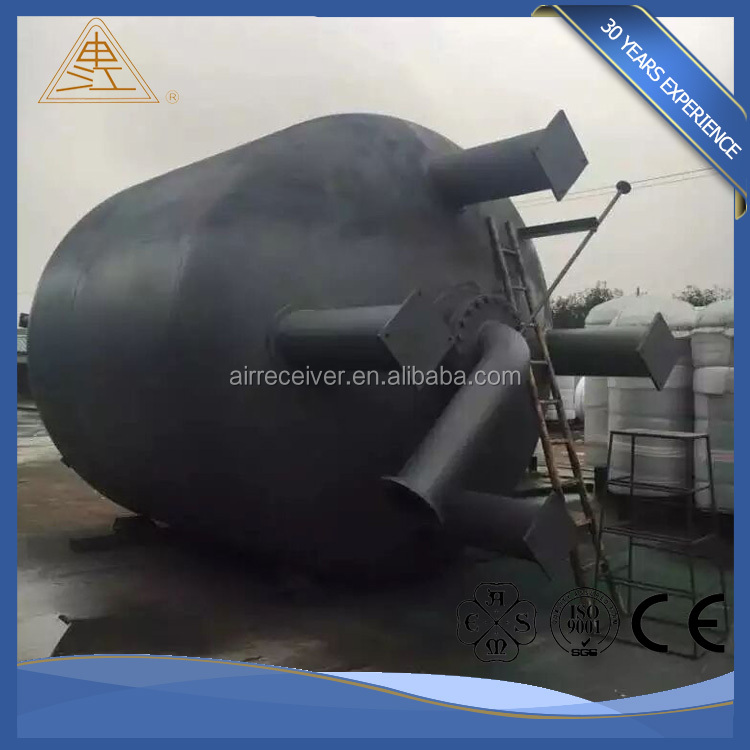 Low price classical chemical air storage tanks top selling products in alibaba