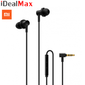 2018 New Original Xiaomi Hybrid Earphones 2 Dual Dynamic Balanced Armature Earphone In-ear Wired Control 3.5mm With MIC