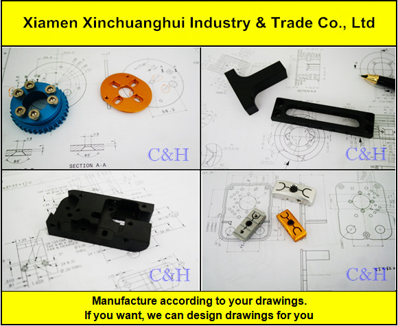 High demand  manufacturer precision steel machining cnc fastener parts