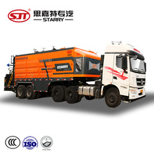 Promotions micro surfacing paver large capacity slurry seal truck