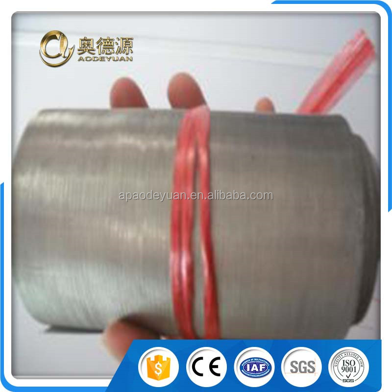 fine stainless steel lowes weave wire mesh price per meter