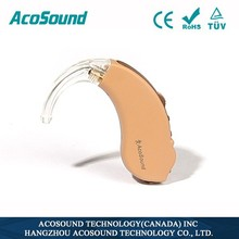 Alibaba AcoSound Acomate 210 BTE China Supplies Best Price Manufacture white noise -cancelling