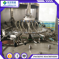 Brand new drink can carbonated beverage filling machine