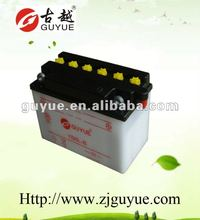 High performance lead acid storage battery/motorcycle battery