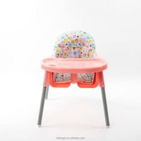Plastic Children Dining High Chair