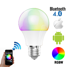UL Listed CE RoHS WIFI Bluetooth LED Bulb t10 led bulb load resistor