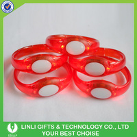 Promotional Party Sound Activated Led Bracelet