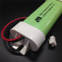 Emergency light and exit sign high temperature NiMH battery NiMH battery pack
