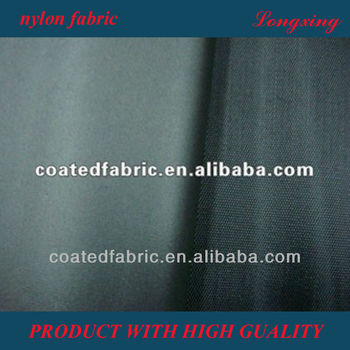 Nylon Fabric 420D with PVC backing