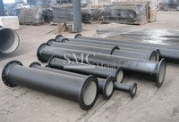 Ductile iron pipe specifications.