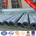 High quality steel pole high power electric pole