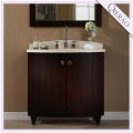 36'' Wooden Storage Cabinet for Bathroom QI-1091