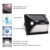 garden solar lamp 12LED Motion Sensor Wall Light Garden Security Lamp with Wide Lighting Area for Using on Front Door, Back