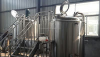 New condition brewing equipment for home pub bar