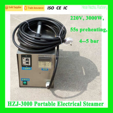 HZJ-3000 Movable Steam Cleaning Industrial Wash Machine/Car Detailing Equipment Packages