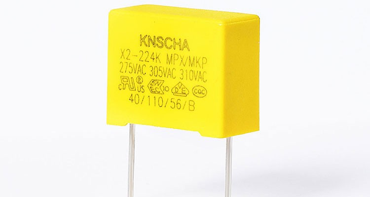 KNSCHA 223K 630V Box film capacitor,Metalized film capacitor with excellent high frequency performance