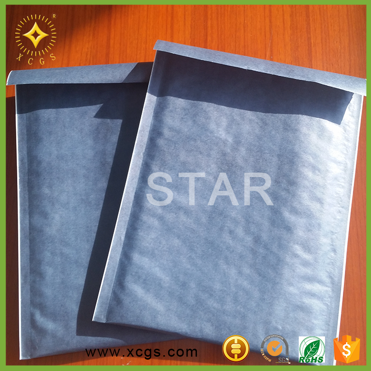 Gold/Yellow/Light Beige/White Brown Kraft Paper Cushioning Shockproof Mailer Bags Manufacturer