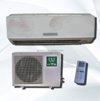 carrier wall mounted air conditioner with brand compressor r410a gas