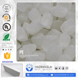 Factory price virgin HDPE/LLDPE 100 granules high density polyethylene